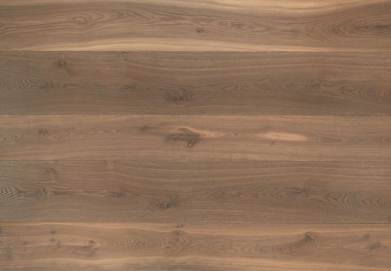 Schlossdiele 8000-20 Wildeiche gebürstet angeräuchert weiß geölt - 39003