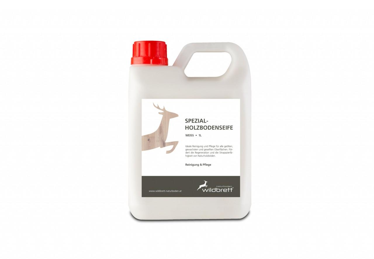Spezial-Holzbodenseife weiß - 14021