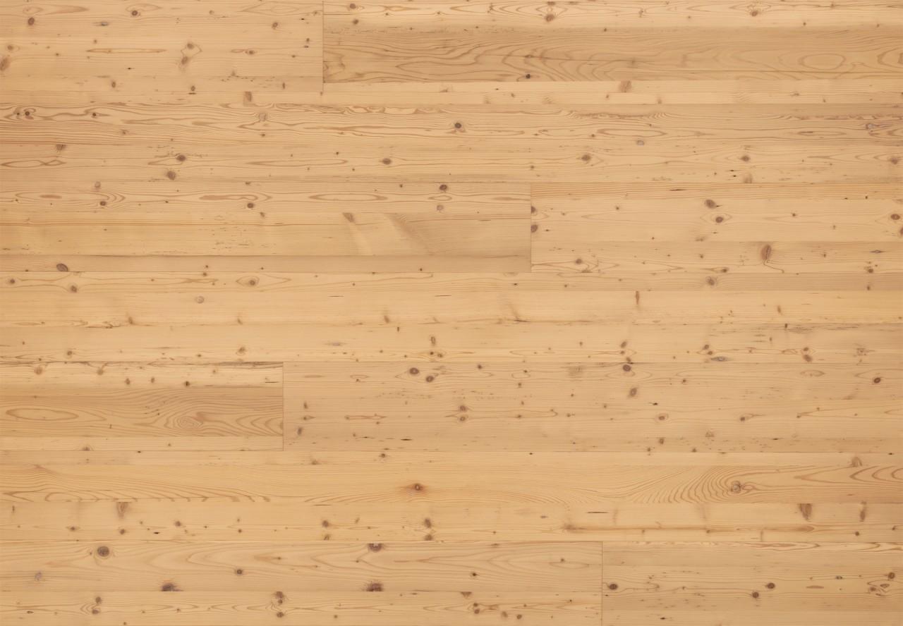 Altholzboden Fichte-Mehrblatt antik-gedämpft gebürstet roh - 36501