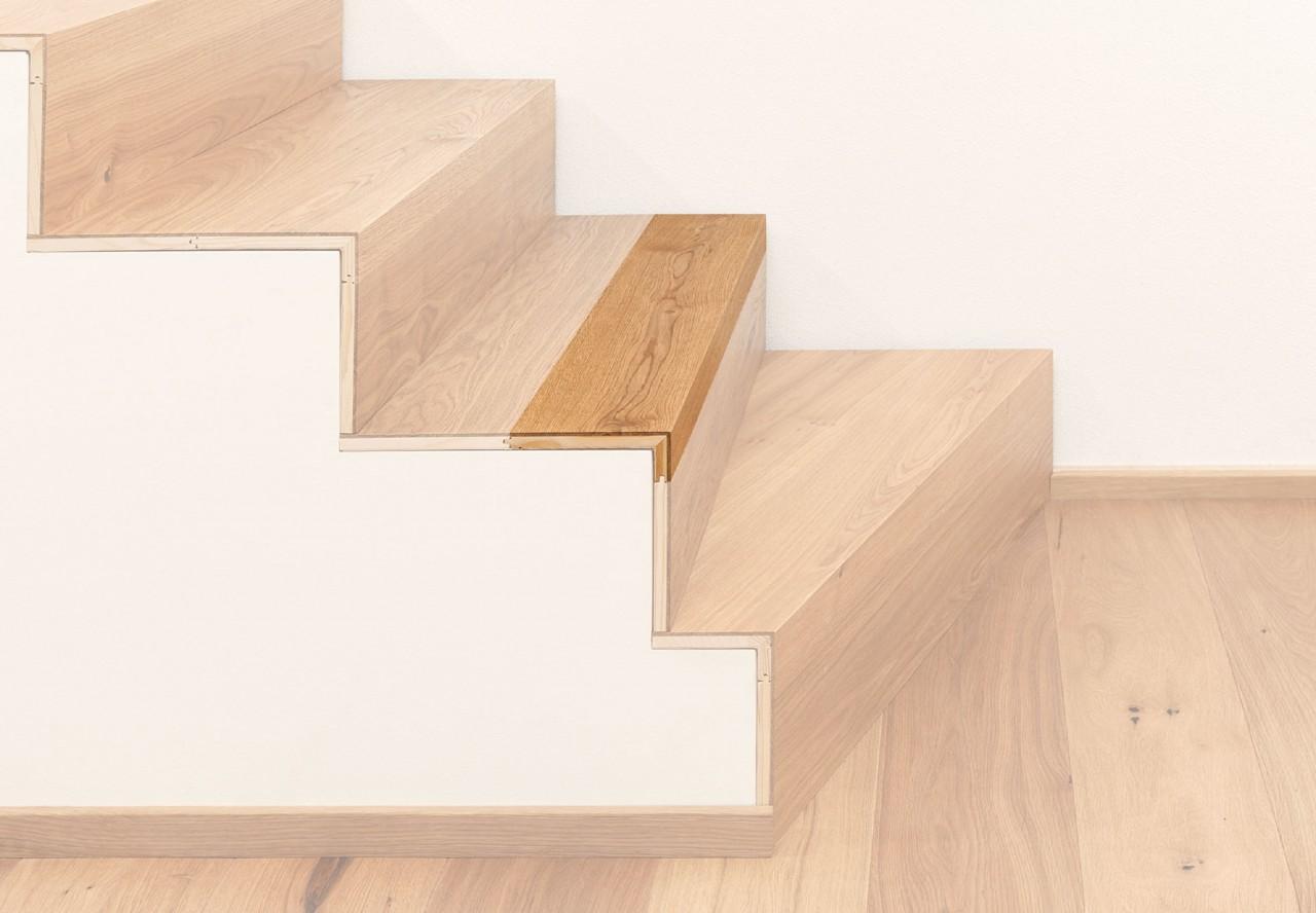 Treppenkantenprofil 3-Schicht fortlaufend - 38000